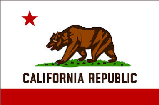 Official California state flag.