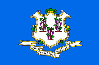 Official Connecticut state flag.