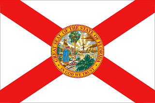 Official Florida state flag.