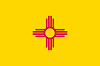 Image of the New Mexico state flag.