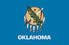 Image of the Oklahoma state flag.