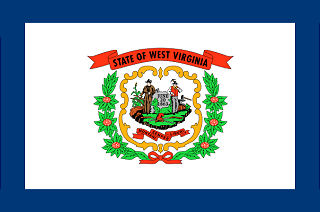 Official West Virginia state flag.