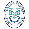 Image of the Connecticut state seal.