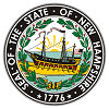 Image of the New Hampshire state seal.