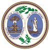 Image of the South Carolina state seal.