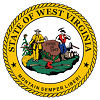 Official State Seal of West Virginia.